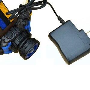 Image 5 - Zasilanie prądem zmiennym przejściówka do ładowarki Port do 18650 latarka na baterie reflektor zasilanie konwertery drut ue US UK wtyczka samochodowa darmowa wysyłka