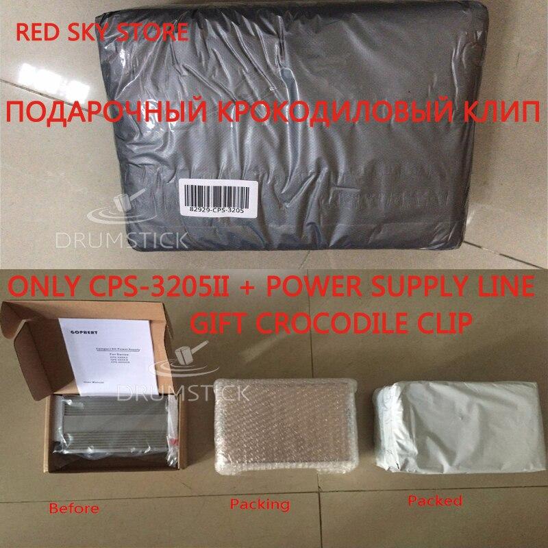 CPS-3205 0-30V-32V ajustable de conmutación DC fuente de alimentación 5A 160 W SMPS conmutable AC 110 V (95 V-132 v) /220 V (198 V-264 V) - 3