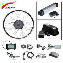 36V 48V Electric Bike Kit Conversion with Battery 10ah 12ah Ebike bicicleta electrica 250W 350W 500W Motor