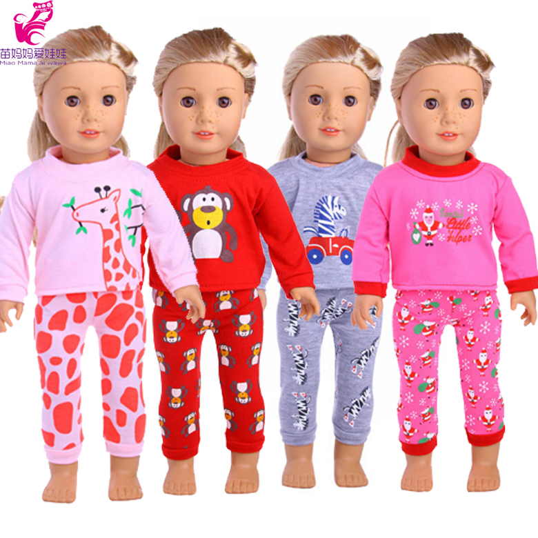 18 inch American Girl Doll Clothes Pants set for 18 inch Alexander Baby Doll dress up