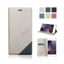 Magnetic Flip Leather Case For iPhone 7 6s 6 Plus 5s 5 Card Slot Wallet Cover For Galaxy Note 5 4 S8 S7 S6 Accessories