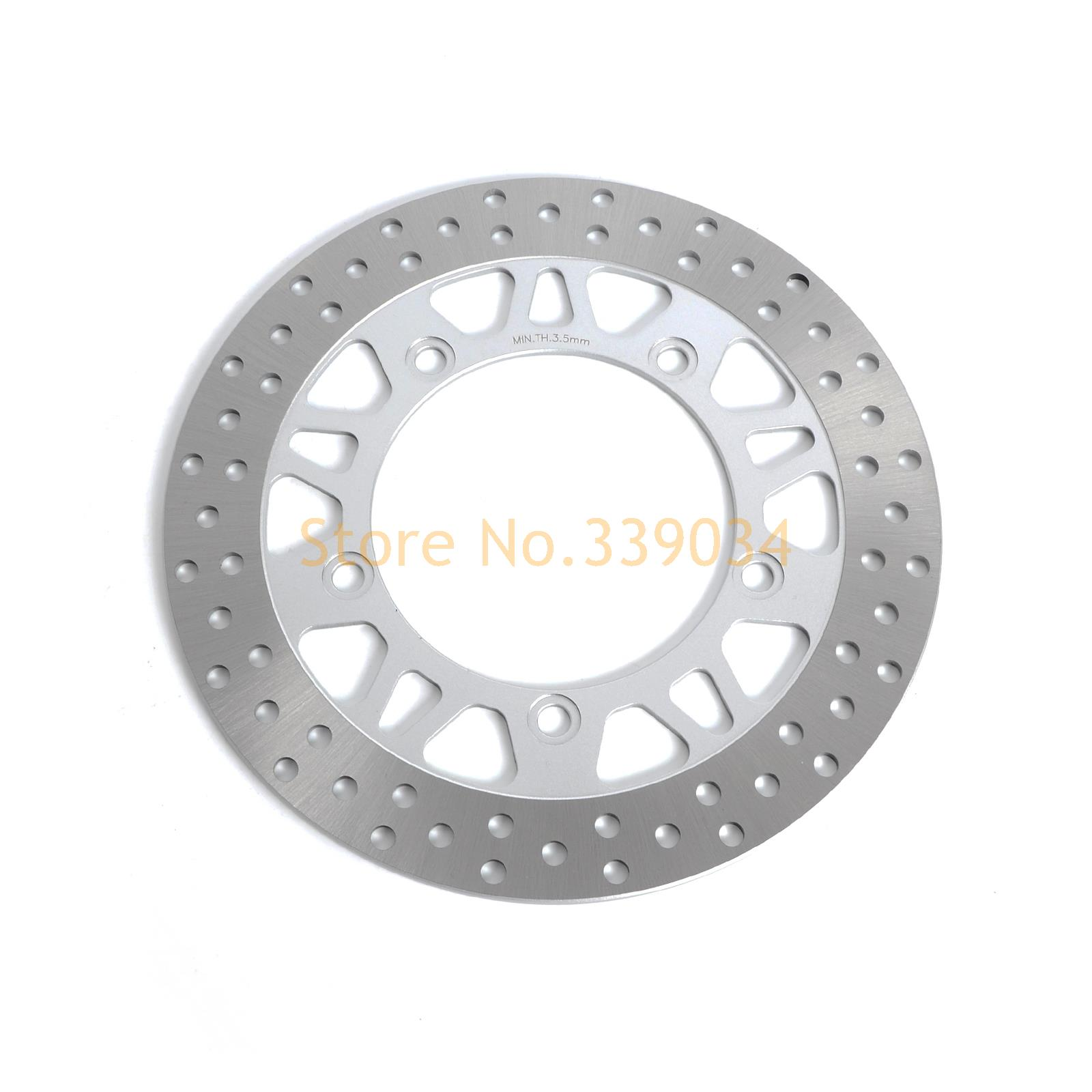 New Motorcycle Front  Rotor Brake Disc For Suzuki  AN 250  400 K7/ZK7/K8/ZK8/K9/L0/L1/L2/L3 Burgman/Non ABS/Skywave 07-13 keoghs motorcycle brake disc brake rotor floating 260mm 82mm diameter cnc for yamaha scooter bws cygnus front disc replace