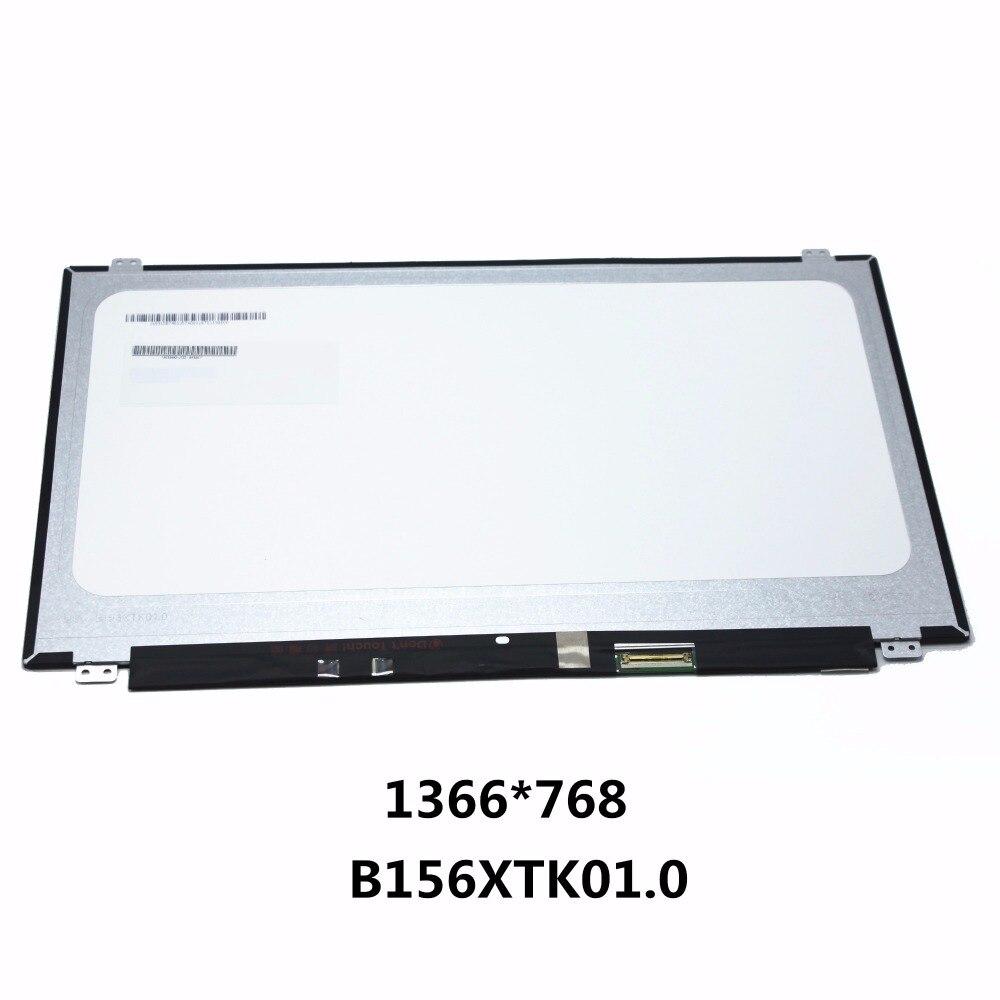15.6 Laptop LCD Screen Panel Touch Display Matrix For HP TouchSmart 15-AC121DX 15-F211WM B156XTK01 V.0 B156XTK01.0 1366*768
