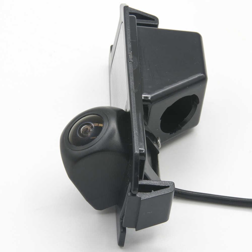 MCCD Fisheye 1080 P Starlight moniteur de stationnement de voiture caméra de vue arrière pour Hyundai I30 Solaris Genesis coupé Elantra Verna Kia Soul