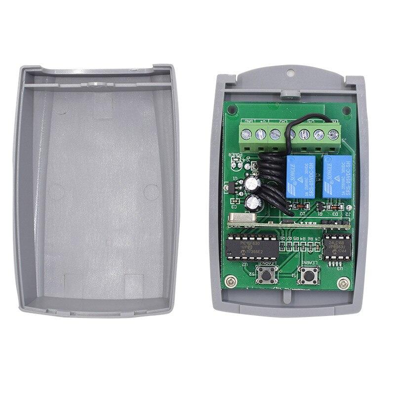 Normstahl crawford EA433 2KM MICRO,EA433 2KS RCU 433-2 N002800 remote control receiverNormstahl crawford EA433 2KM MICRO,EA433 2KS RCU 433-2 N002800 remote control receiver