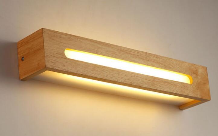 Kreatywne Projektowanie Lampka Lustro łazienkowe Lustro Reflektora