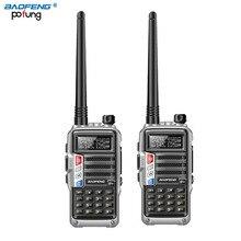 2PCS BaoFeng FF-12P UV5R Upgraded version 5W long-range wireless Portable Walkie Talkie Professional  Dual Band VHF/UHF CB radio