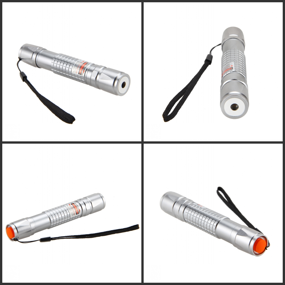 Hot Sale 650nm Powerful Military Visible Light Beam Red Laser Pointer Pen for Hunting Camping