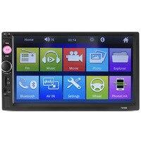 Universal 7010B 7 inch Bluetooth FM Radio Car MP5 Player