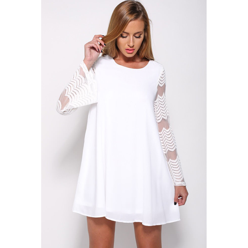 a4f6364d22b ... Women Dress Plus Size. . Summer Dress 2017 Mini Full Sleeve Casual  Lace Dresses for Woman Fit Beach Sexy Party Cocktail. sku  32837490775