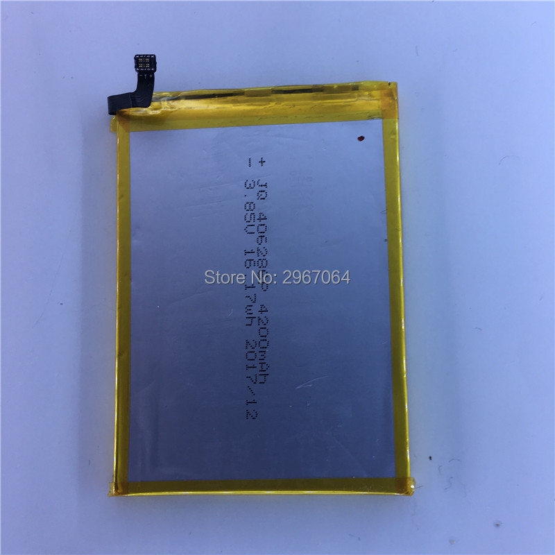 Mobile Phone Battery Vernee Mix 2 Battery 4200mAh Original Battery UHANS Mobile Accessories Long Standby Time