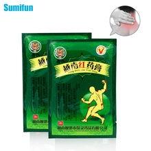 8 pièces Vietnam rouge tigre baume soulagement de la douleur Patch retour Relaxation Muscle épaule articulations arthrite plâtres C075
