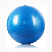 Deporte Pilates Yoga Fitness ejercicio bolas maní ejercicios equilibrio  gimnasia Pad 55 cm azul(China d5d739942785