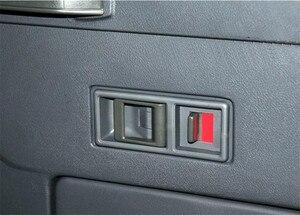Image 5 - Rear Back Tailgate Door Interior Handle for Mitsubishi Pajero Montero Shogun MK2  V31V32V33 V43 V46 V47 Rear Door Inner Buckle