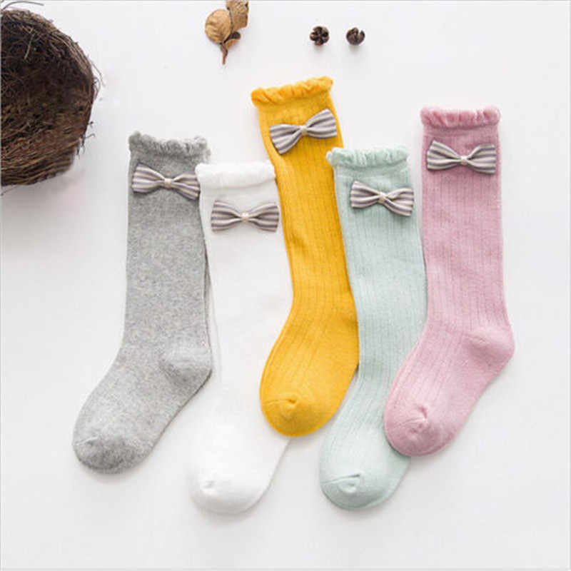 CANIS/детские чулки зимние теплые хлопковые колготки Bebe для маленьких девочек школьные Гольфы чулки для девочек