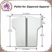 55 57cm Tshirt Pallet Bedplate Screen Printing Plate Shirtboard Screen Printing Equipment