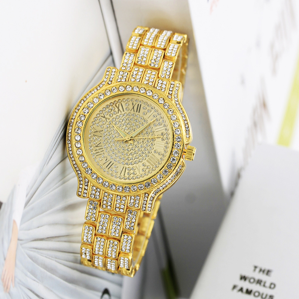 Classic Luxury Rhinestone Watch Women Watches Fashion Ladies Watch Women's Watches Clock Relogio Feminino Reloj Mujer (2)