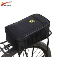 Jueshuai Bicycle Bag Multifunction Bike Tail Rear Rack Bag Saddle MTB Cycling Bicicleta Basket Rack Trunk Bag Shoulder Handbag