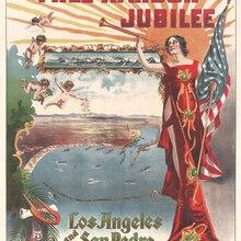 Lienzo pintura carteles de película vintage posters paisaje decorativo de Arte Moderno de la Marina Puerto Libre cartel gigante