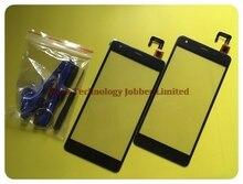 Güç sensör yedeği parçaları Ulefone güç için dış dokunmatik ekran digitizer paneli araçları, takip numarası ile