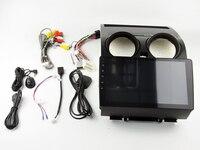 Elanmey android 9,1 автомобильный радиоприемник для Nissan Qashqai 2008 автомобильные аксессуары DSP прибор GPS навигация Мультимедиа bluetooth Камера головное ус