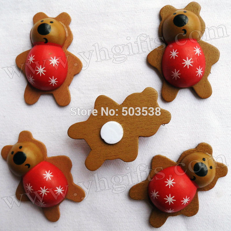 100PCS/LOT,Brown bear stickers,Kids toys,scrapbooking kit,Early educational DIY.Kindergarten crafts.Classic toys,3.2x4.3cm.