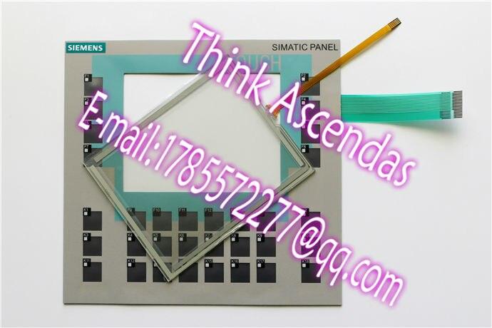 OP177B 6AV6642-0DA01-1AX0 6AV6 642-0DA01-1AX0 Membrane Keypad + Touchpad  цены