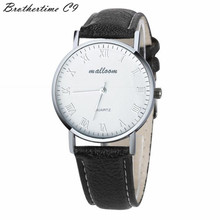 Relogio Masculino Military Sport Men's Casual Wristwatches Luxury Fashion Faux Leather Mens Quartz Analog Watch Cool Watches