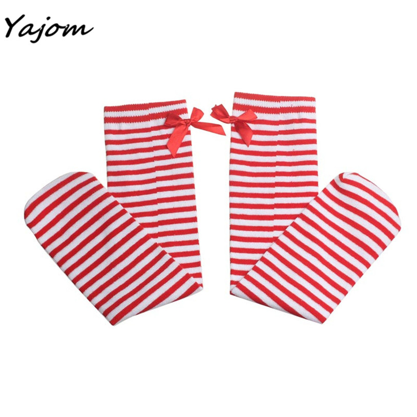 Baby Leg Warmers Cute One Pair Hot Sale Fashion Baby Kid Children Leg Warmers Bowknot Cotton Stockings for Girls Ja 14 ...