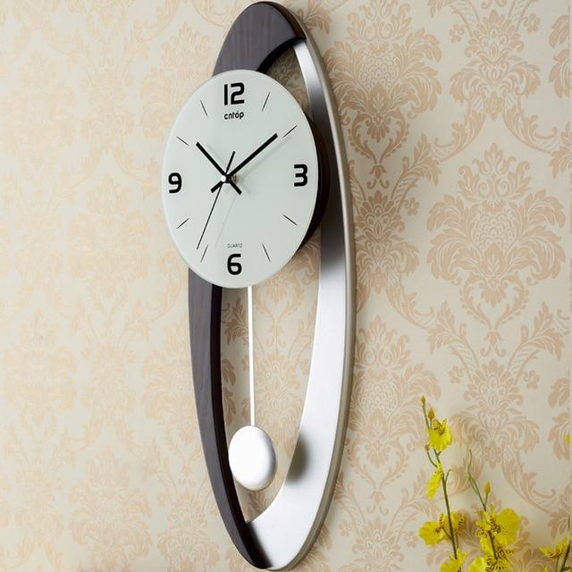 Saat Large Wall Clock Reloj Duvar Saati Relogio De Parede Horloge Murale Pendulum Clocks Digital