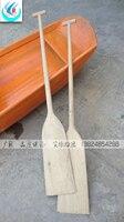 Весла для лодок 120 см, деревянные весла/весла (одна пара)