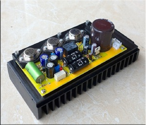 Image 5 - WEILIANG AUDIO class A Hood 1969 power amplifier version 2018