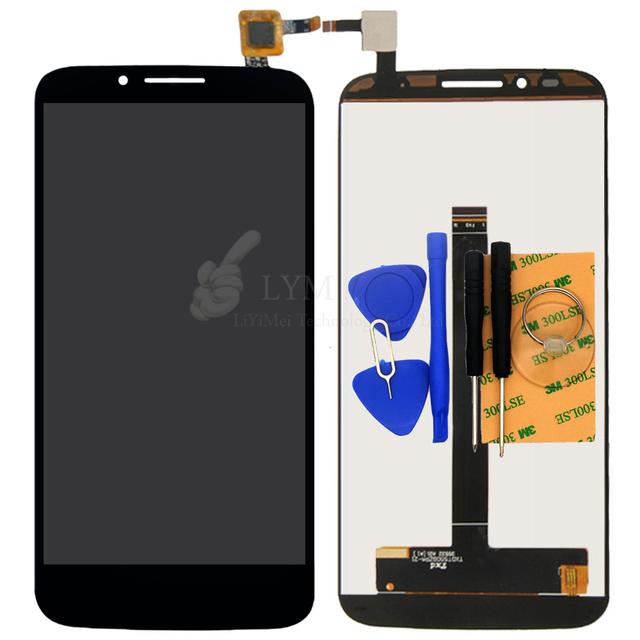 """Black LCD + TP para Umi eMAX 5.5 """"Display LCD e Touch Screen Digitador Assembléia Painel Substituição Telefone Parts frete Grátis + Ferramentas"""