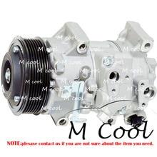 New Car Ac Compressor For Toyota Corolla 2.4L Matrix 8831002520 4711607 158316 883101A730