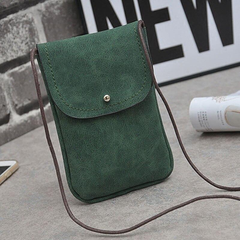Small Female Shoulder Bags Ladies Mini Purse and Handbags Girl Crossbody Bags for Women Messenger Bags Mini Phone Bag
