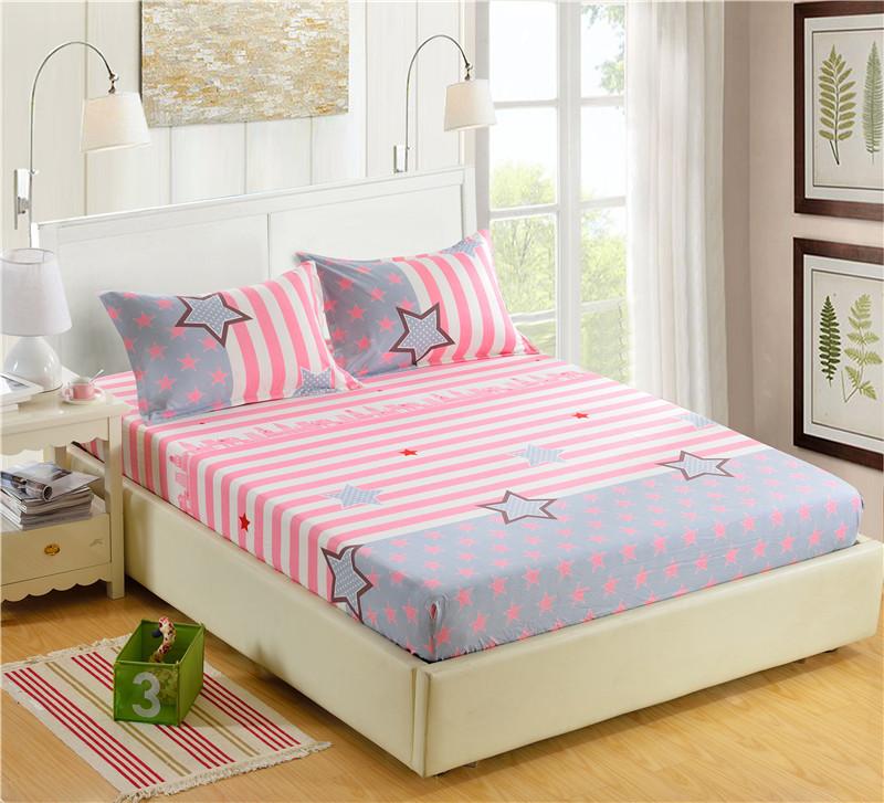 Elastsed madratsile kinnitatavad voodilinad