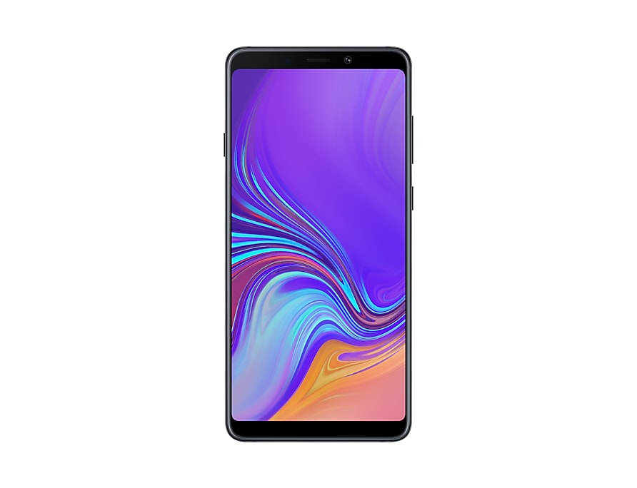 Samsung Galaxy GALAXY A9 6 + 128 NOIR 6 + 128, 16 cm (6.3