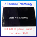 Оригинальный Новый Для Acer W510 ЖК-ДИСПЛЕЙ С Дигитайзер Ассамблеи Замена