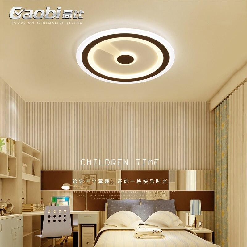 LED living room ceiling lamps Modern Novelty Acrylic ceiling lights creative bedroom Fixtures Children ceiling lighting