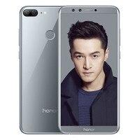 HUAWEI HONOR 9 LITE 3 ГБ оперативная память 32 Встроенная Hisilicon Kirin 659 2,36 ГГц Octa Core 5,65 дюймов FHD + полный экран Android 8,0 LTE смартфон
