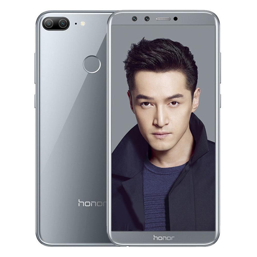 HUAWEI HONOR 9 LITE 3 GB RAM 32 GB ROM Hisilicon Kirin 659 2.36 GHz Octa base 5.65 Pouces FHD + plein Écran Android 8.0 smartphone ite