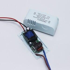 Image 4 - Fuente de alimentación de 110V, 220V, 6 10x3W, controlador LED de 18W/21W/24W/27W/30W, transformadores de iluminación para luz descendente de tira LED ignífuga