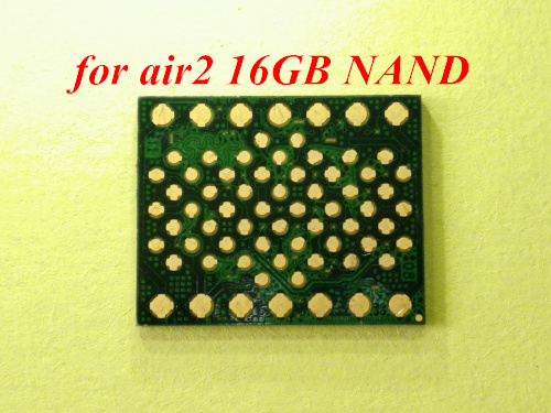 New for ipad6 for ipad 6 Air 2 Air2 16GB Hard disk NAND flash memory chip HHD Programmed