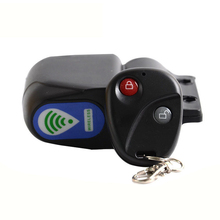 Hot Sale Professional Anti-theft Bike Lock Cycling Security Lock Wireless Remote Control Vibration Alarm 110dB Bicycle Alarm giantree bike bicycle tail rear light wireless remote control anti theft alarm security