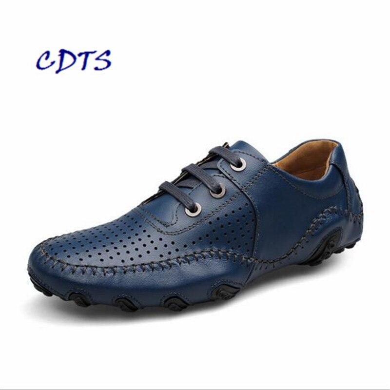 Здесь продается  Four season high quality Men Driving Shoes Comfortable Male Non-Sllip Casual Outdoor Soft-bottom Flats Zapatos Free Shipping  Обувь
