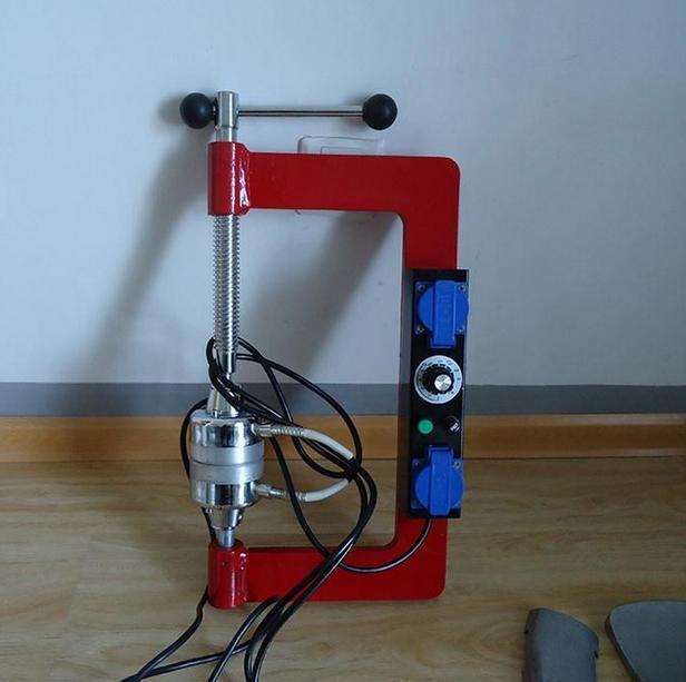 Control automático de Temperatura de Vulcanización De La Máquina Herramienta de Reparación de Neumáticos Con Envío Libre de DHL