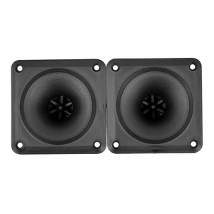 Image 5 - Aiyima Audio Speakers 2PC Piezoelectric Tweeter 87*87MM Loudspeaker Piezo Tweeter Treble Audio Speaker DIY