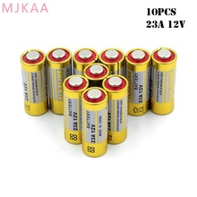 10PCS 12V 23A 23AE 23GA A23 A23S E23A EL12 3LR50 V23GA MN21 L1028 MS21 RV08 VR22 GP23A 21/23 K23A Alkaline Dry Batteries mjkaa 1card 23ae a23s e23a el12 3lr50 v23ga mn21 l1028 ms21 rv08 vr22 gp23a 21 23 k23a alkaline dry 23a 12v battery