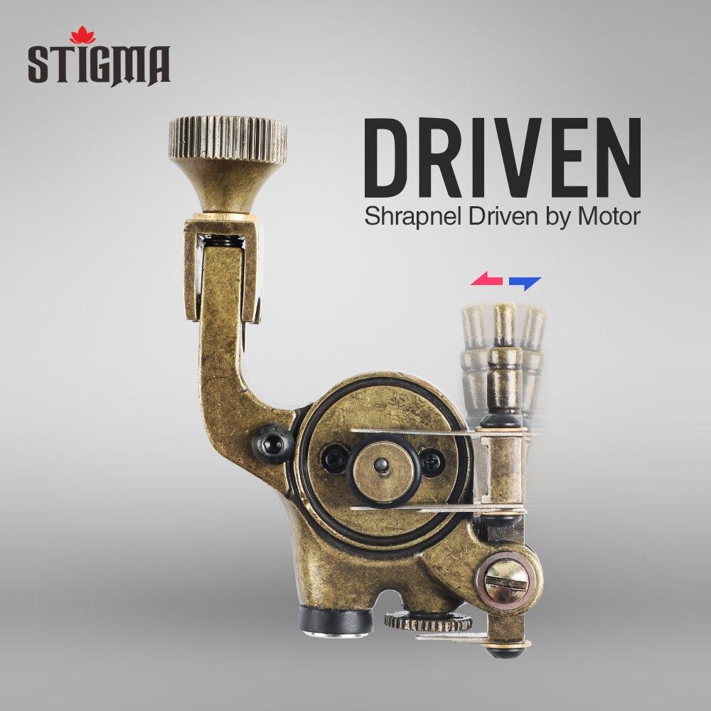 Stigma 10000r/m Rotary Tattoo Maschine DC 5,5 Interface Für Liner Shader Licht Gewicht Starke Motor Tattoo Körper & kunst M682