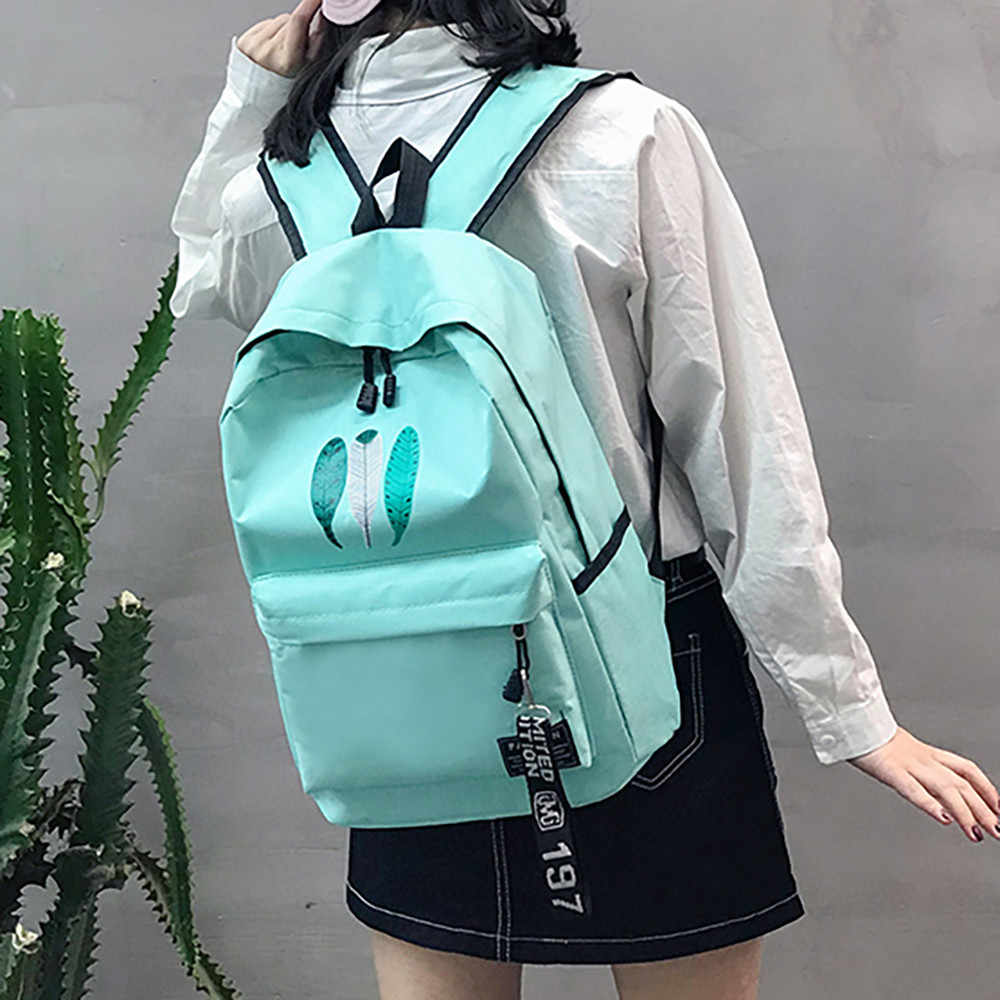 272449a1e4a3 ... xiniu 2018 Vintage Men Women Canvas Backpacks School Bags for Teenagers  Boys Girls Large Capacity Laptop ...